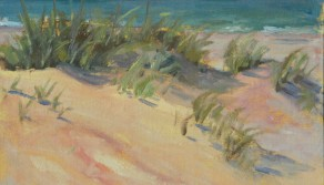 Dune Glow, 9x12