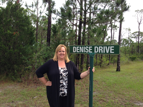 We passed this sign each day on St. George Island, so I just had to stop once and take a photo!