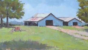Early Summer Colors, 12x24