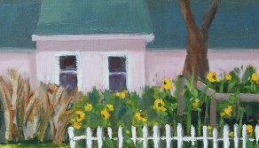 Sunflower Dream Cottage, 12x12