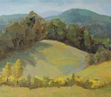 Velvet Ridge, 12x16